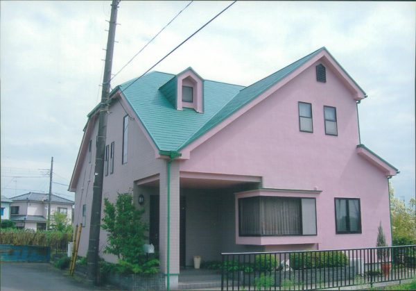 横浜市で屋根外壁塗装