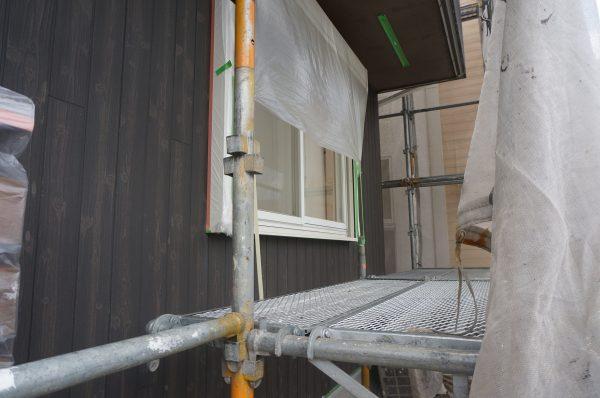 外壁塗装はこんな工程で施工します