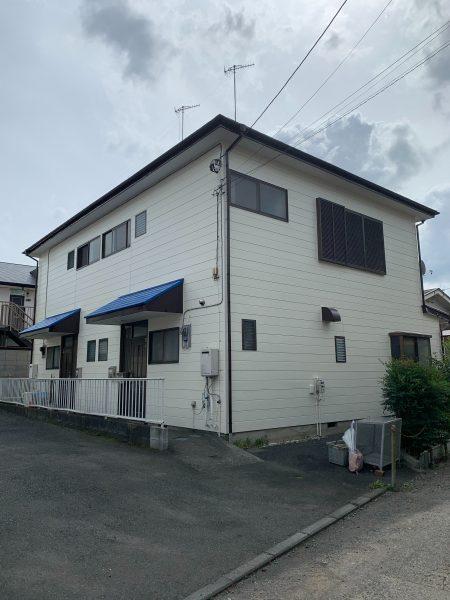 藤沢市でラジカル塗料を使って外壁屋根塗装
